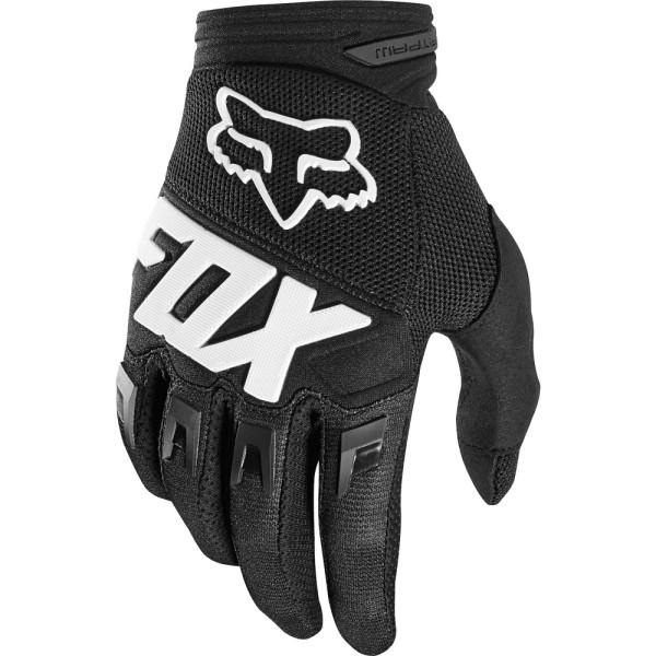Handschuhe Dirtpaw Race Glove Youth Black