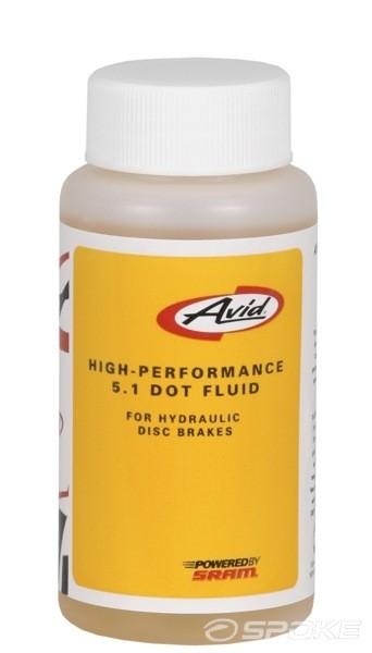 Avid - Hydraulische Bremsflüssigkeit DOT5.115ml