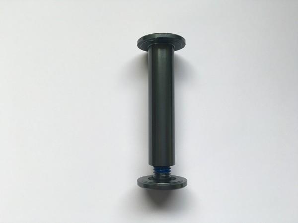 """Shaft/ NT Achsenstift/Konterschraube oben für Aurum Alu/Carbon 27,5"""" Schwarz"""