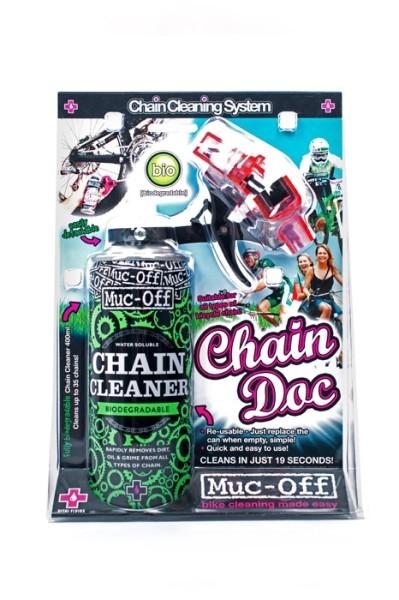 Chain Doc + Chain Cleaner 400ml
