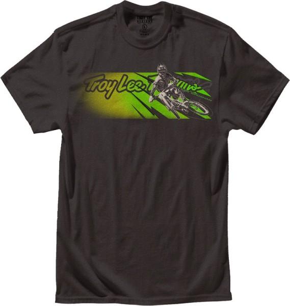Troy Lee Designs - Brosnan T-Shirt Smoke