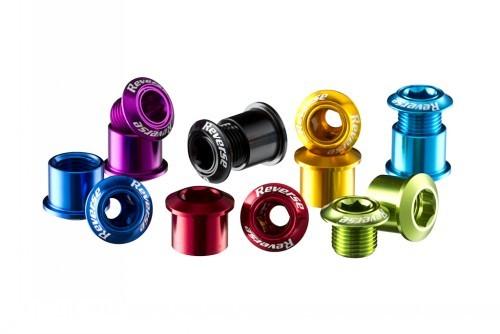 Reverse - Chainring Bolt Set 7mm Alloy Purple