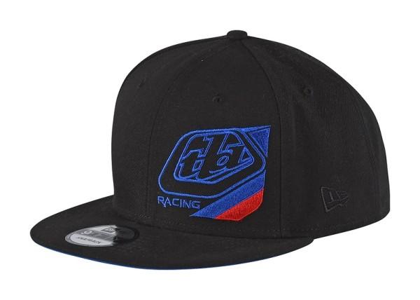 Kappe Precision Snapback Hat Black/Blue