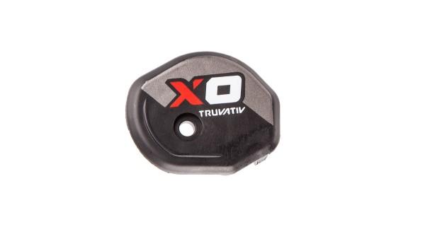 X0 Führung unten Schwarz