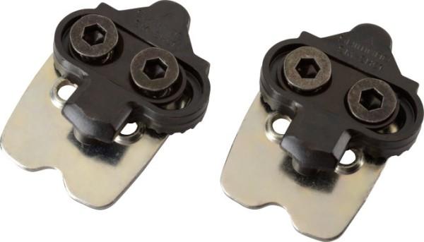 Pedalplatte für SPD SM-SH 51 schwarz mit Gegenplatte