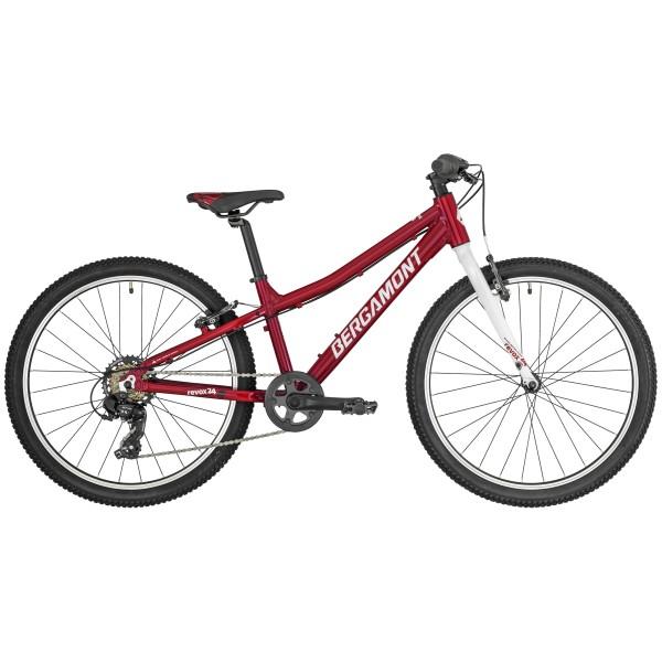 Komplettbike Revox 24 Zoll Lite Red/White/Black