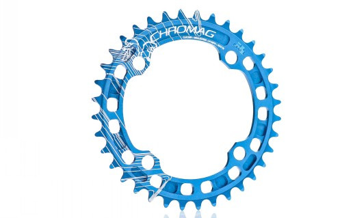 Chromag - Chainring Blue