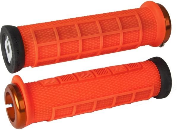 Griffe Elite Pro Lock On 2.1 130mm Orange