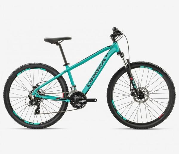 "MX 26"" Dirt Kinder-Mountainbike Grün/Rot"