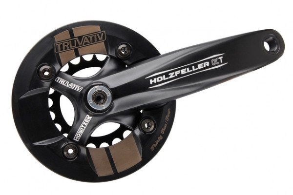 Truvativ - Holzfeller 2.2 170mm 22/32 Z. Black