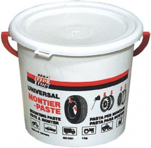 Universal Reifenmontierpaste 1 Kg Eimer