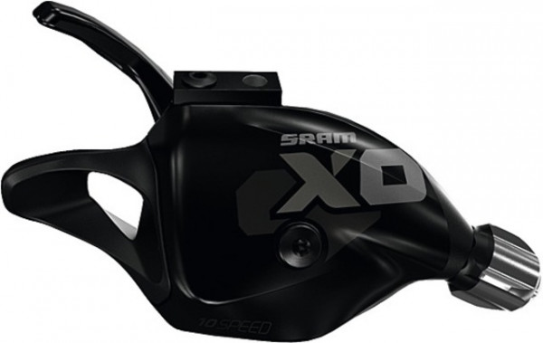 Sram - X0 Trigger 10-fach Schwarz