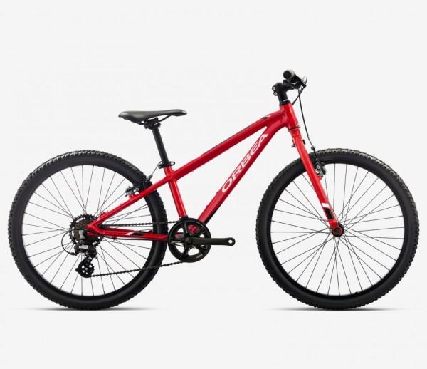 """MX 20"""" Dirt Kinder-Mountainbike Rot/Weiss"""