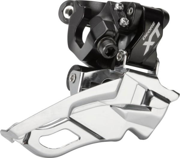 Umwerfer Deore XT FD-M781 3x10 Down-Swing