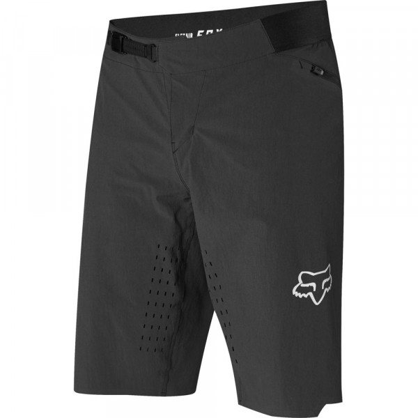 Short Flexair 20 No Liner Black