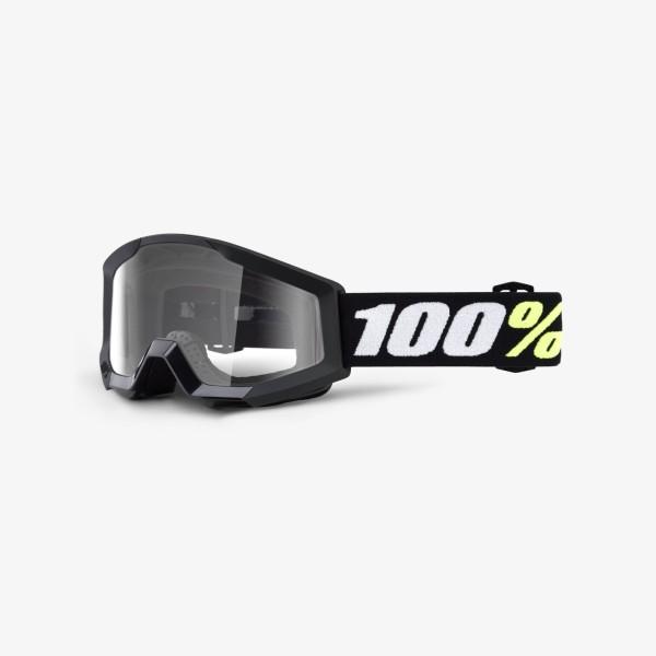 Brille Strata Mini Black Clear Lens