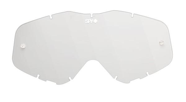 Spy - Alloy/Targa MX Ersatzscheibe Clear/Silver Mirror