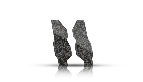 Gabelschutz fork:tape 3000 Maori