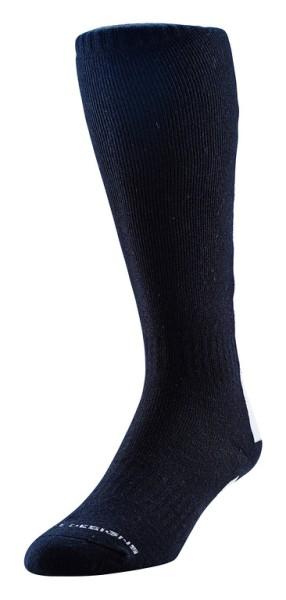 GP Socken lang Hole Shot Black Youth