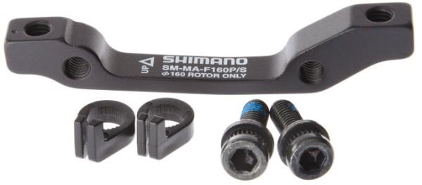 Adapter I-SMMAF160PSA für Scheibenbremsen für Postmount auf IS 160 mm vorne