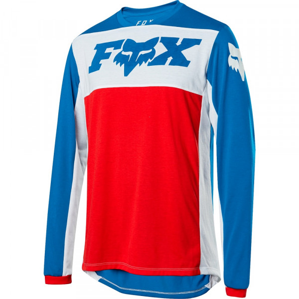 Jersey langarm Indicator Wide Open Limited Edition 19 Navy/Red