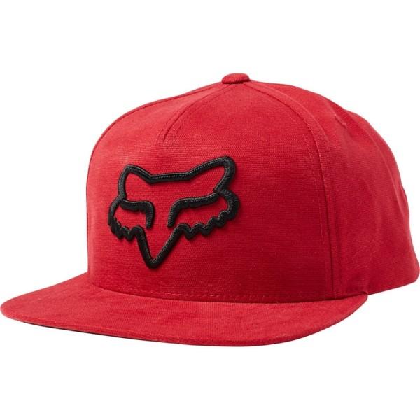 Mütze Snapback Hat Instill OS Red/Black