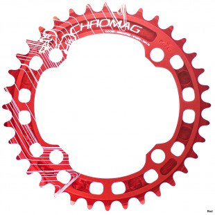 Chromag - Chainring Red