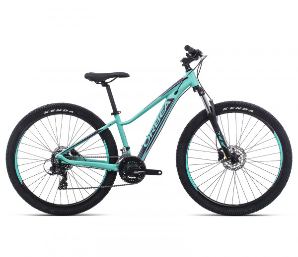 "Komplettbike MX 60 ENT 27,5"" 19 Türkis/Violett"