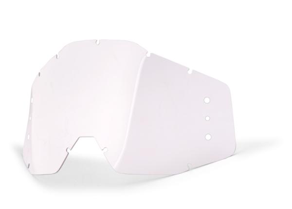 100% - Replacement Lenses Antifog für SVS (Roll Off)