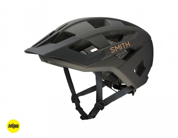 MTB-Helm Venture Matte Matt Gravy