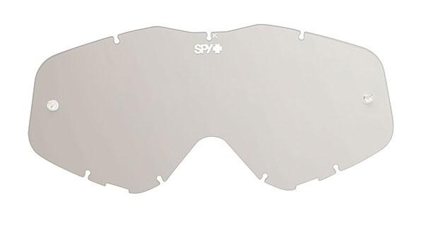Spy - Klutch/Targa 3/Whip Ersatzscheibe Clear/Silver Mirror