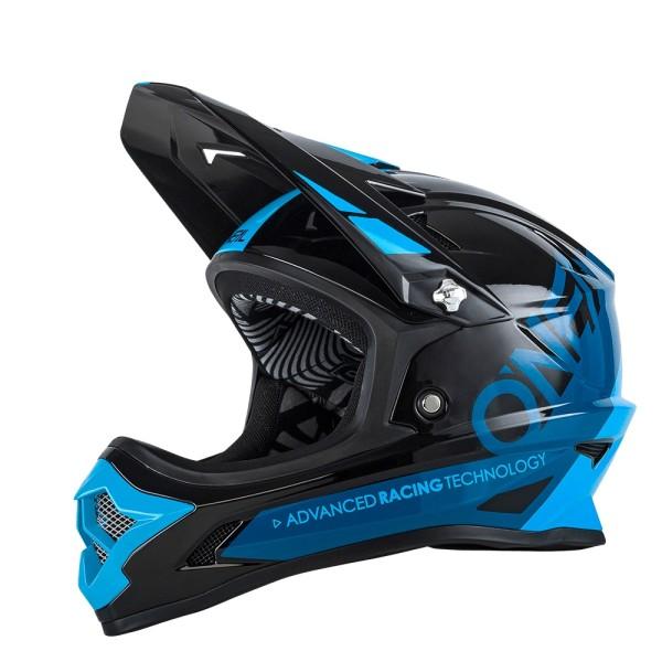 Backflip Fidlock RL2 Fullface-Helm Bungarra Black/Blue