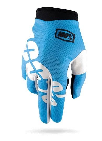 iTrack Handschuhe Cyan