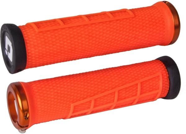 Griffe Elite Flow Lock On 2.1 130mm Orange