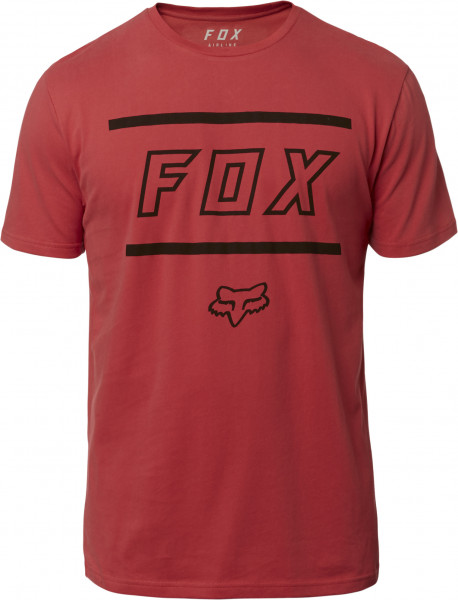 T-Shirt Midway SS Airline Tee Rio Red
