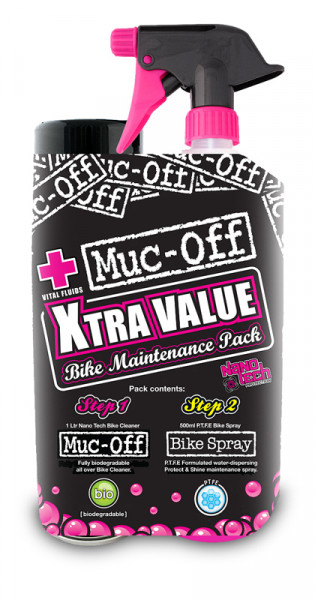 Muc Off - X-Tra Value Duo Pack