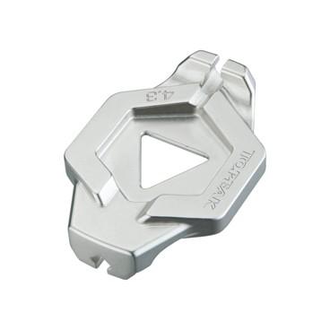 Topeak - DuoSpoke Wrench Speichenschlüssel 13g/4,3mm
