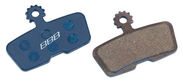 Scheibenbremsbeläge Disc Stop BBS-442 Avid Code R Organisch
