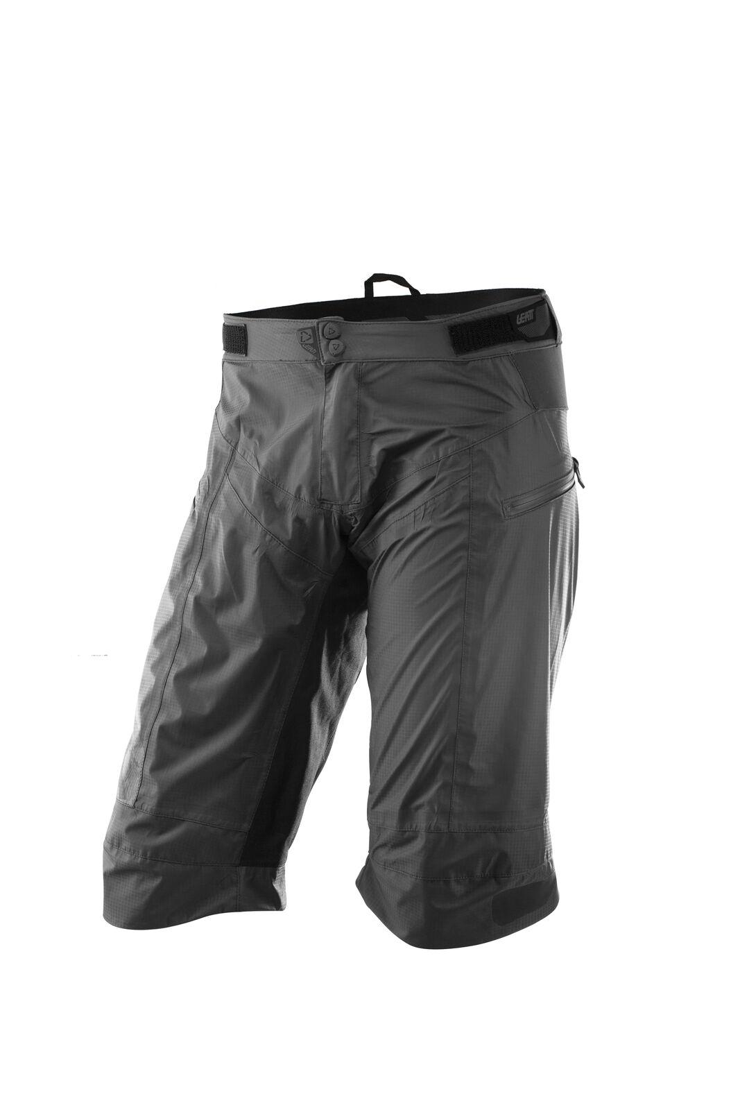 FR Hersteller Gr/ö/ße XS Unisex Erwachsene Leatt Shorts DBX 5.0 Schwarz