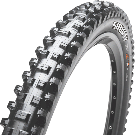 "Maxxis - Shorty 26x2,4"" 3C"