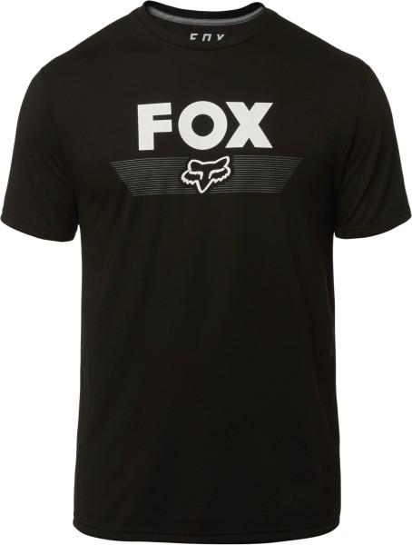 T-Shirt Aviator SS Airline Tee Black
