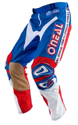 O'Neal - Ultra Lite LE'83 Pant Red/Blue