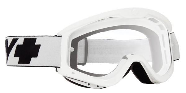 Brille Targa 3 MX White Clear